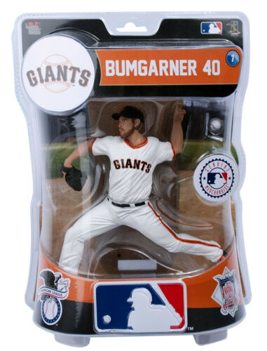 "San Francisco Giants 2016 MLB 6/"" Figure Imports Dragon Madison Bumgarner"