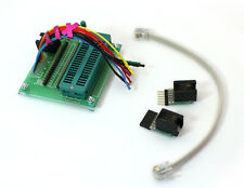 PIC ICSP Adapter ZIF 40 pin socket for PICkit 2 PICkit3 ICD2 ICD3 Willem EPROM