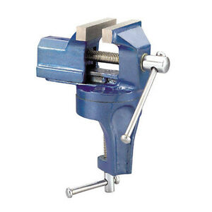 Mini-Vice-Clamp-Workbench-Swivel-Base-Craft-And-Model-Maker-Hobby-Work-50mm