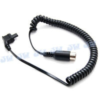 Connection Cable for PENTAX AF-540 FGZ AF-500 FTZ Flash w/ Quantum Turbo Battery