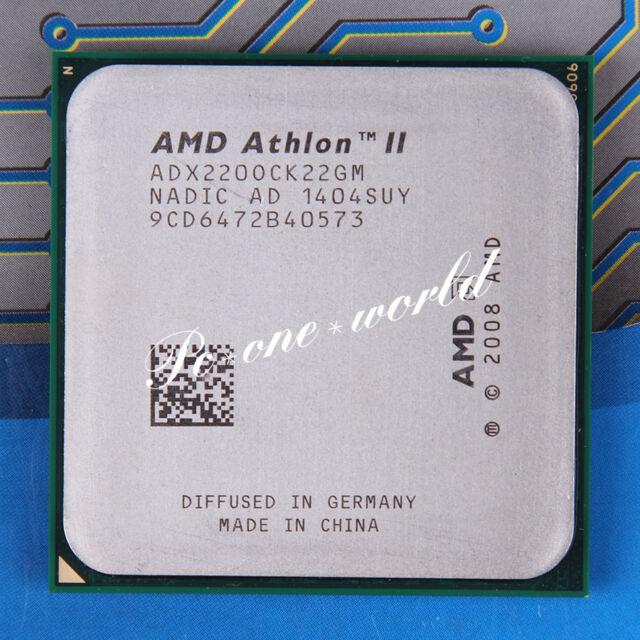 100% OK ADX220OCK22GM AMD Athlon II X2 220 2.8 GHz Dual-Core Processor CPU