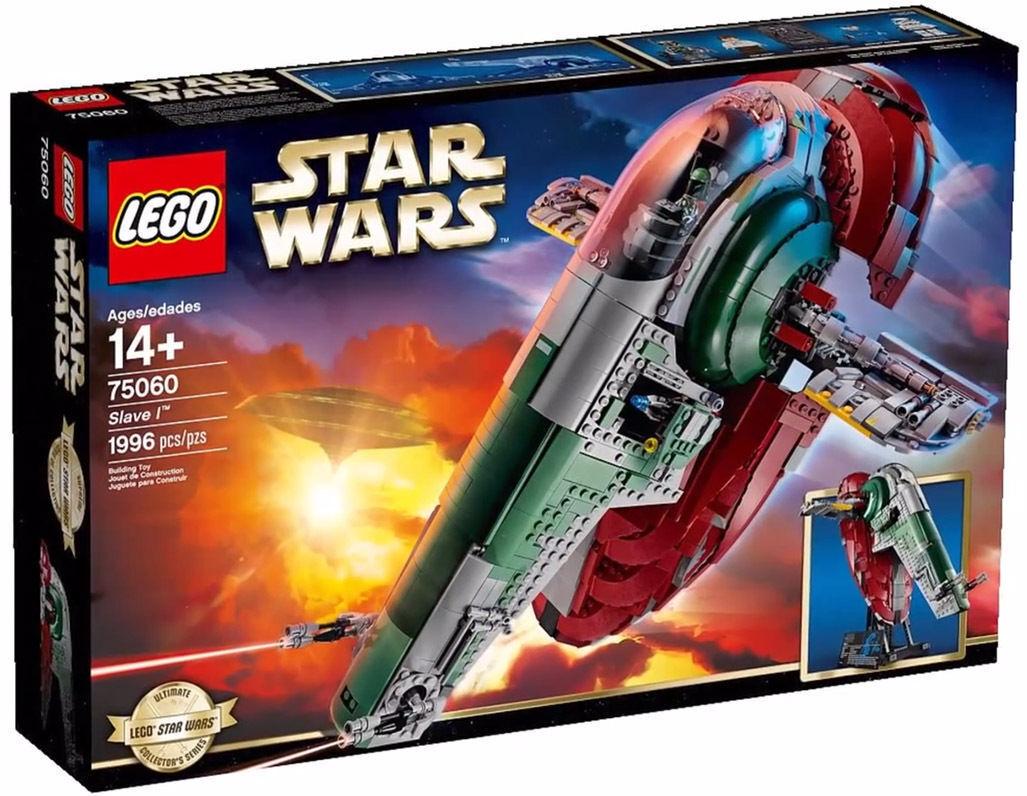 Lego Star Wars 75060 Slave I - Neuf   Neuf