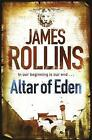 Altar of Eden by James Rollins (Paperback, 2010)