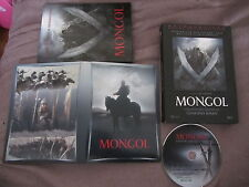 Mongol de Sergei Bodrov avec Tadanobu Asano, DVD collector, Aventure