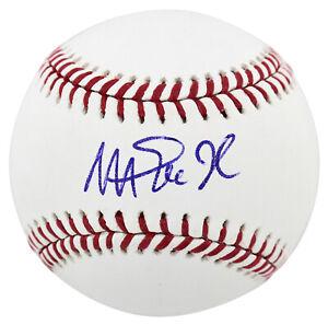 道奇隊魔術師約翰遜正品簽名 OML 棒球親筆簽名 BAS 見證了