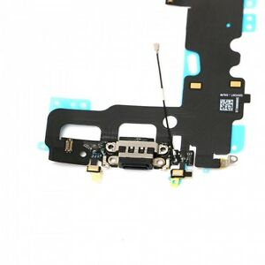 hot sale online 132ea 3c35a Details about iPhone 7 Plus OEM Charging Flex Cable Dock Port Ribbon  Replacement Part Black