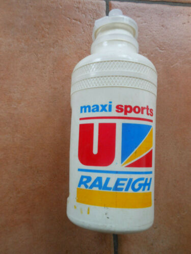 RALEIGH SAMMLER Trinkflasche Flasche Bottle Rad Sport Cyclisme BIDON Bidones
