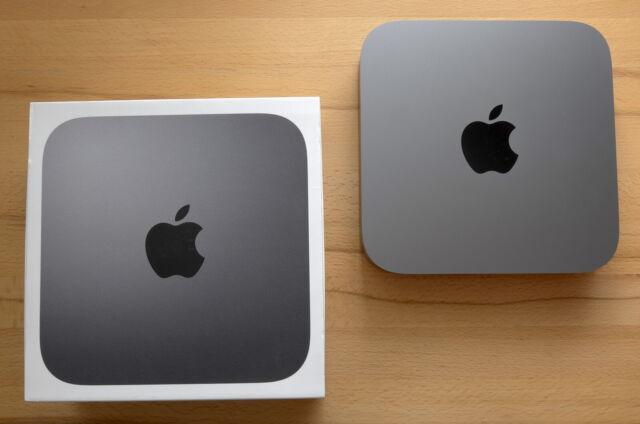 Apple Mac Mini Late 2018 4x3, 60ghz 8 Go/128 Go milmeit graphique 630 neuf dans sa boîte