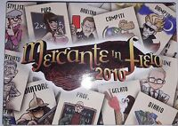 80 carte da gioco mercante in fiera SET COMPLETO TV