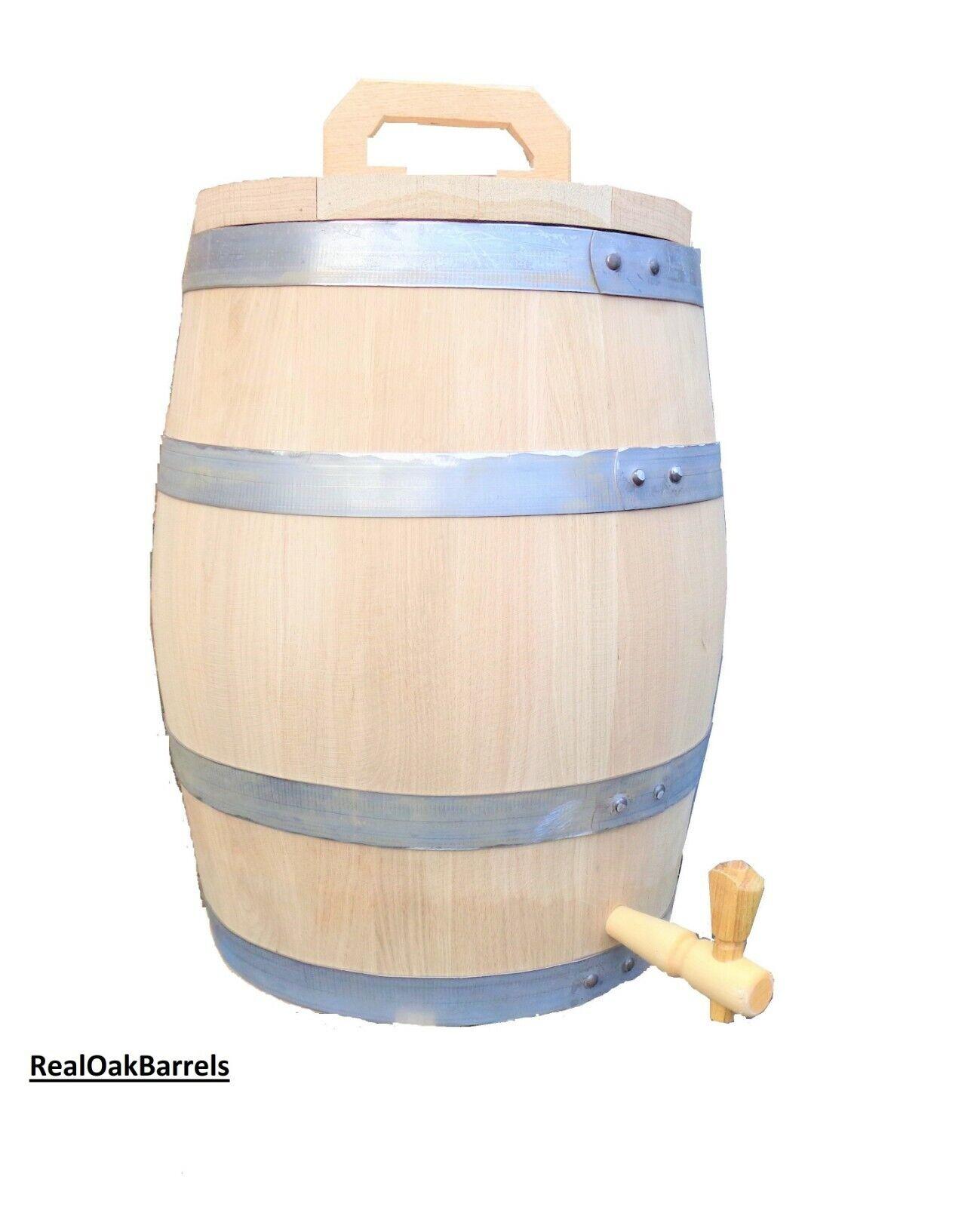 Grünical Barrels, Oak Barrels, Wooden Barrels,Kombucha Barrel