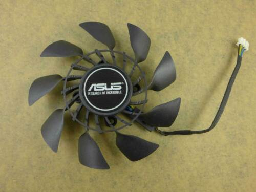 95mm ASUS GTX780 TI R9 280X 290 290X GPU VAG Fan Replacement T129215SU 4Pin