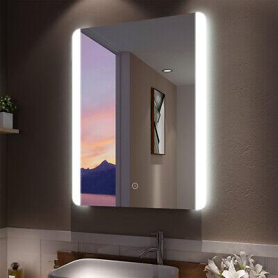 24x32 Led Bathroom Backlit Mirror Vanity Wall Makeup With