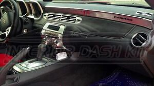 Image Is Loading CHEVROLET CHEVY CAMARO SS INTERIOR SILVER ALUMINUM DASH