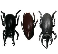 Wind Up Critters - Beetle - Scarab - Cockroach & Rat Set of 4 by Toysmith