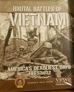 BRUTAL-BATTLES-OF-VIETNAM-By-Richard-K-Kolb-NEW-IN-ORIGINAL-SHRINK-WRAP