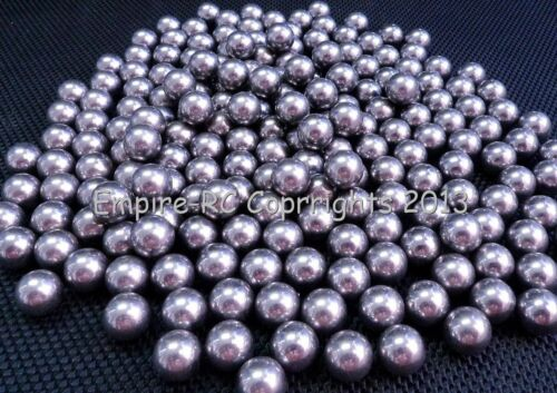 "500 PCS 7//32/"" inch 5.556mm G16 Hardened Carbon Steel Loose Bearing Ball"