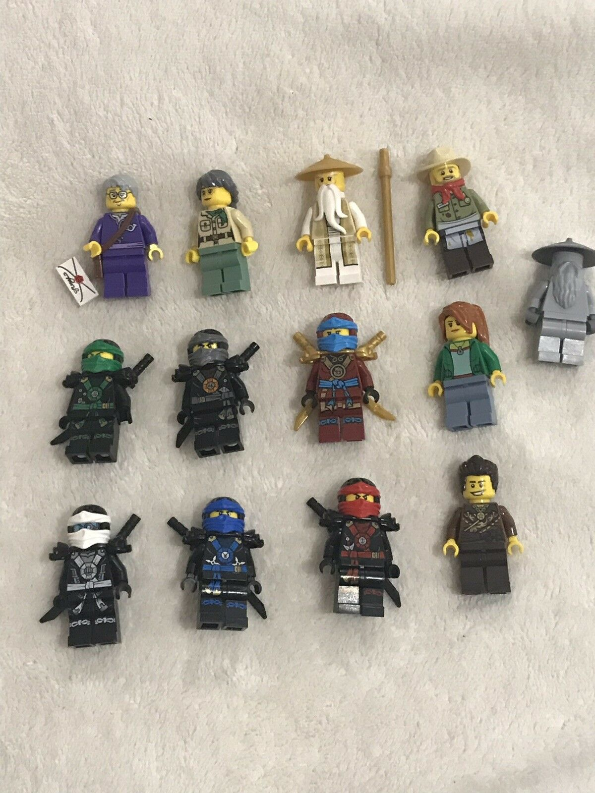 Genuine Ninjago Lego mini figures From From From Set 4297b2