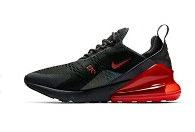 Details about NIKE AIR MAX 270 REFLECTIVE UK 14 EUR 49.5 US 15 OFF NOIRE RED BQ6525 001