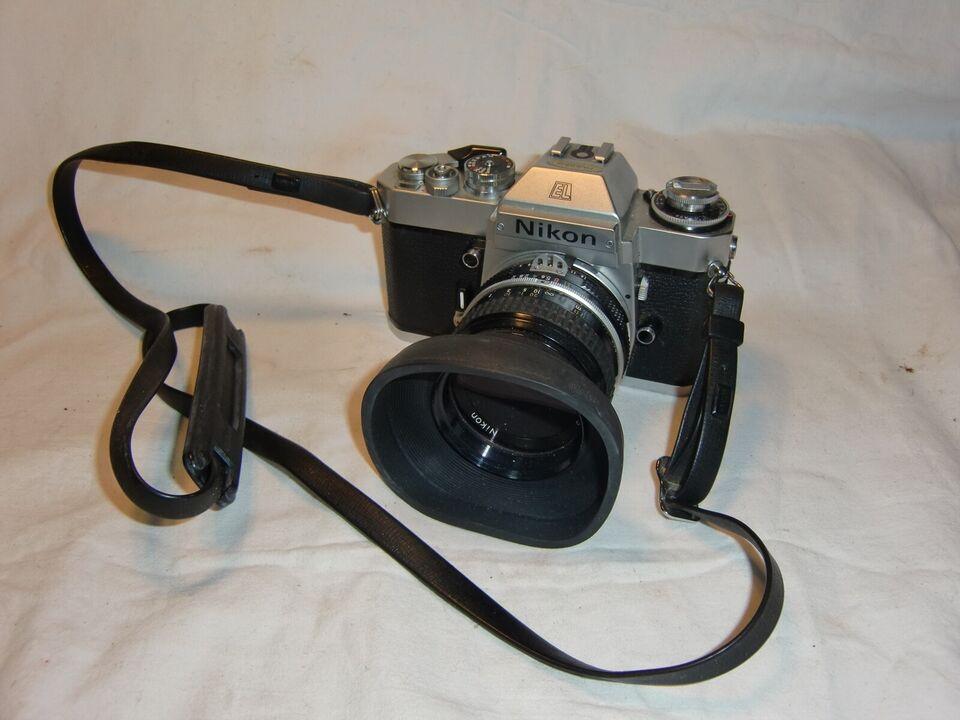 Andet, Nikon EL2, Perfekt