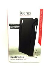 Tech21 Impactology Classic Tactical Case for Sony Xperia Z3 - Black