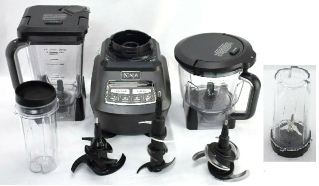Accessories for Nutri Ninja BL770 1500W Mega Kitchen System Blender