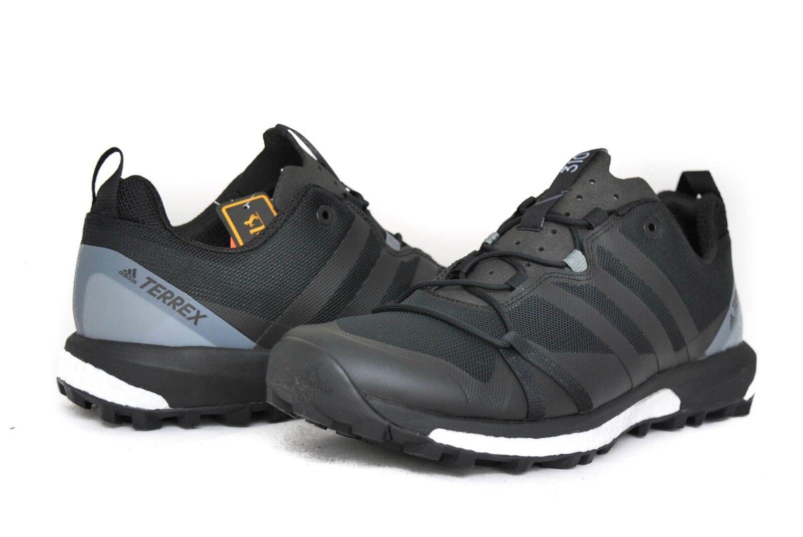 Adidas uomini in sz nero terrex agravic bb0960 vista grey sz in - nuova d0d705