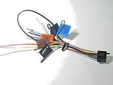 Kenwood Ddx-6017 Ddx6017 Ddx-7015 Ddx7015 OEM Genuine Wire ... on kenwood ddx6019, kenwood wiring-diagram, kenwood remote control, kenwood instruction manual, kenwood power supply,