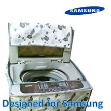 Top Load Washing Machine Cover Upto 7 kg For Samsung F-Automatic WM