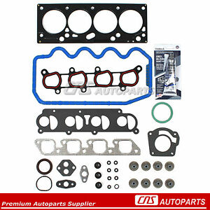 MLS-Head-Gasket-Set-Fits-00-04-2-0L-Ford-Focus-L4-8V-121Ci-SOHC