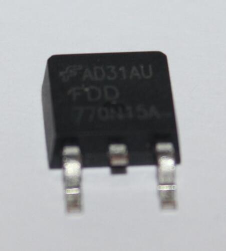 FDD770N15A FDD 770N15A TRANSISTOR PCE