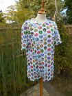 """BNWT Official Mens Pokemon T Shirt Size Large 46"""" Chest White with Poke Balls"""
