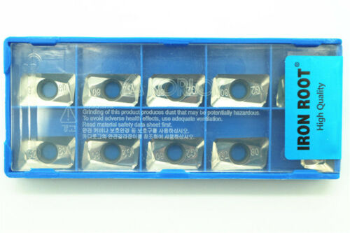 High quality 10P IR APMT1604PDER-HA N11 CNC Milling Carbide insert for  aluminum