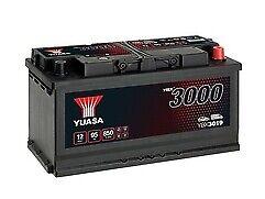 Yuasa YBX3019 Standard Battery