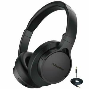 Bluetooth-Wireless-Foldable-Stereo-Over-Ear-Headphones-with-Mic-for-TV-PC