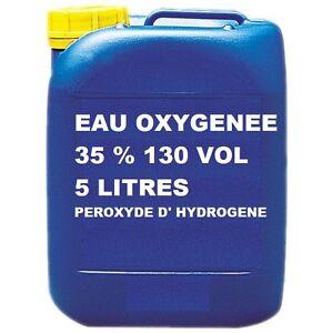 eau oxygenee 35 130 volume peroxyde d 39 hydrogene eau. Black Bedroom Furniture Sets. Home Design Ideas