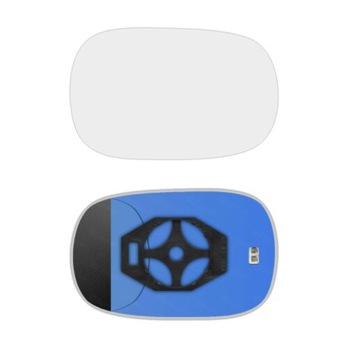 Derecha del pasajero cristal espejo Indutherm para ford ka 1996-2008