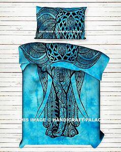Urban-Elephant-Mandala-Print-Bedding-Duvet-Quilt-Cover-Indian-Doona-Cover-Throw