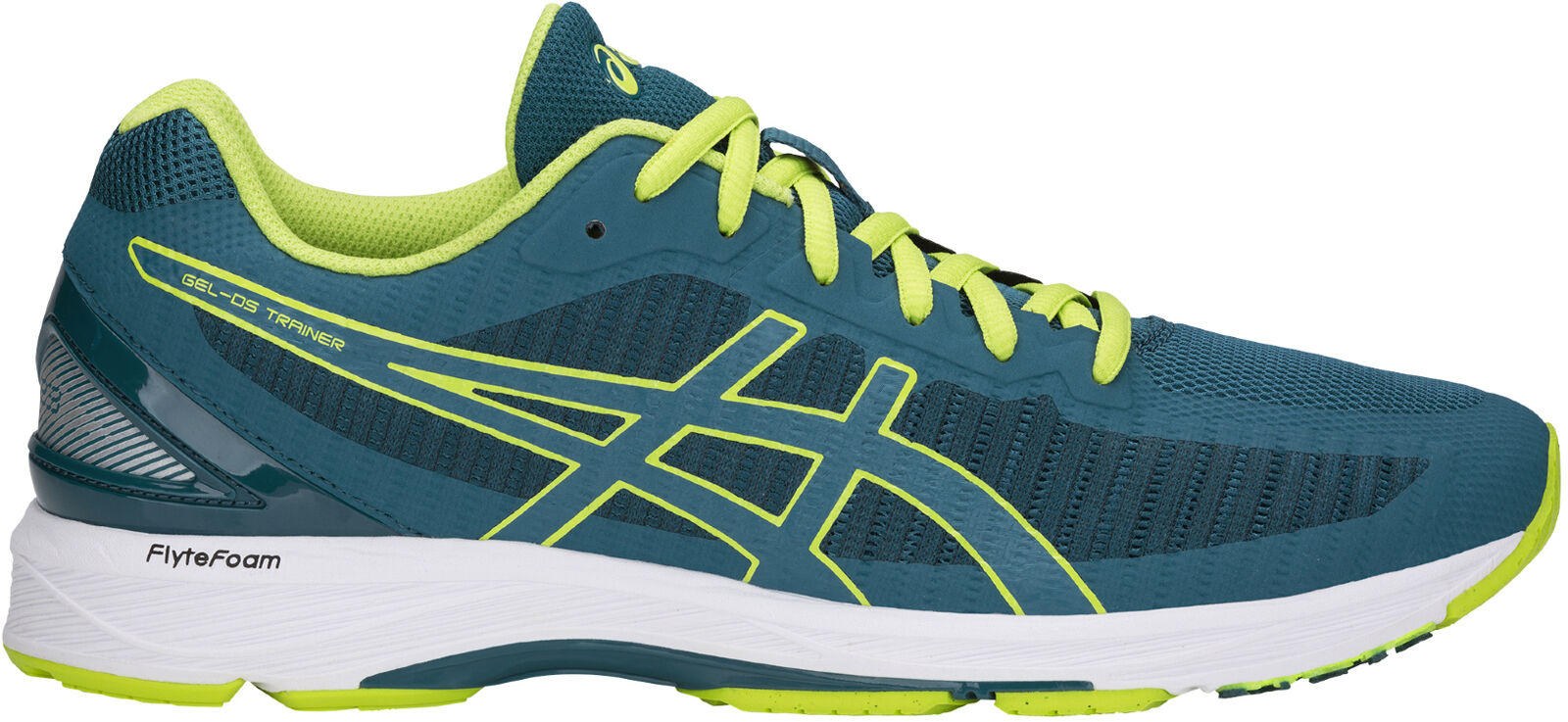 Asics Gel DS Trainer 23 Mens Running shoes - Green