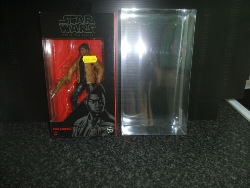 "STAR Wars 20 x 6/"" teche WAVE 6 Black series Small"