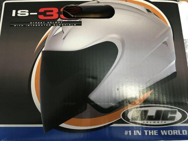 Hjc Is-33 Ii Wine Med Motorcycle Helmet
