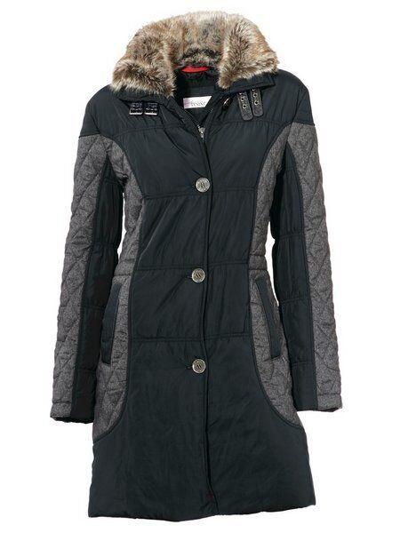 Linea Tesini Mantel Gr. 34 34 34 schwarz Patchmantel NEU | Verrückter Preis  | Online Shop Europe  | Lebhaft und liebenswert  127a46