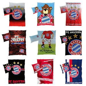 Fc Bayern München Bettwäsche Bitte Auswählen Neu Ebay