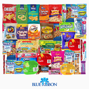 Care-Package-45-Count-Snack-Sampler-Gift-Basket