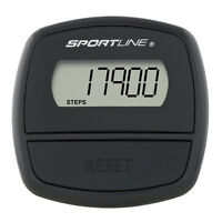 Sportline 330ds Electronic Pedometer on sale