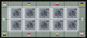 Bund-1805-KB-postfrisch-Kleinbogen-Zehnerbogen-10-er-Bogen-BRD-Heinrich-der-Loewe