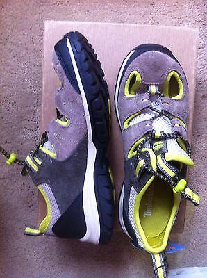Timberland Zapatillas Zapatos Planos Ortholite Extra Confort Señoras Tamaño 4 EU 37 Nuevo