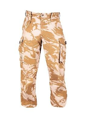 how to get factory classic style British Army Desert Combat Trousers Camo Grade 1 Camouflage Military  Surplus UK | eBay