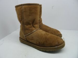 bbaaf1e2aa9 Ugg Australia Women's 5825 Classic Short Sheepskin Boots Chestnut ...
