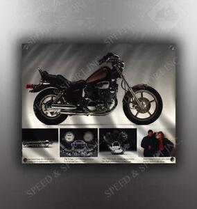 Wing Mirrors World YAMAHA XV750 VIRAGO Rider Waterproof Motorcycle Cover Motorbike Silver Black
