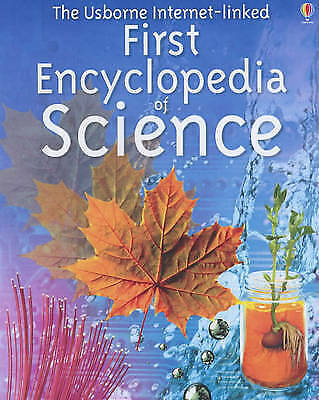Very Good, First Encyclopedia of Science (Usborne First Encyclopedias), Firth, R
